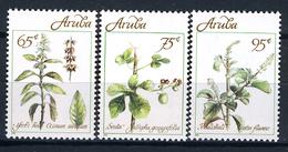 1991 - ARUBA - Catg.. Mi. 92/94 - NH - (AD85348.16) - Curaçao, Antilles Neérlandaises, Aruba
