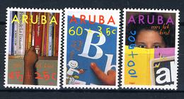 1991 - ARUBA - Catg.. Mi. 97/99 - NH - (AD85348.16) - Curaçao, Antilles Neérlandaises, Aruba