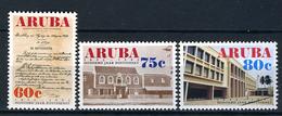 1992 - ARUBA - Catg.. Mi. 100/102 - NH - (AD85348.16) - Curaçao, Antilles Neérlandaises, Aruba
