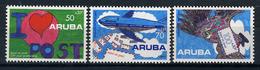 1992 - ARUBA - Catg.. Mi. 113/115 - NH - (AD85348.17) - Curaçao, Antilles Neérlandaises, Aruba
