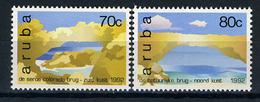 1992 - ARUBA - Catg.. Mi. 116/117 - NH - (AD85348.17) - Curaçao, Antilles Neérlandaises, Aruba
