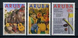 1993 - ARUBA - Catg.. Mi. 122/124 - NH - (AD85348.17) - Curaçao, Antilles Neérlandaises, Aruba
