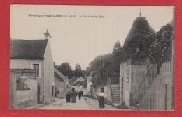 Montigny Sur Loing  -- La Grande Rue - Sonstige Gemeinden
