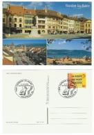 Suisse // Schweiz // Switzerland //  Vaud  // Yverdon-les-Bains Avec Le Cachet De Junaphilex 1998 - VD Vaud
