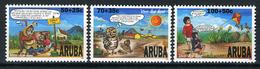 1996 - ARUBA - Catg.. Mi. 185/187 - NH - (AD85348.20) - Curaçao, Antille Olandesi, Aruba