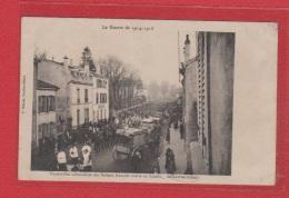 Rambervillers  -- Funerailles Des Soldats Français Morts Au Combats De Rambervillers - Rambervillers