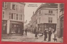 Rambervillers  -- Rue Du Maréchal Foch - Rambervillers