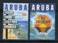1997 - ARUBA - Catg.. Mi. 188/189 - NH - (AD85348.20) - Curaçao, Antille Olandesi, Aruba
