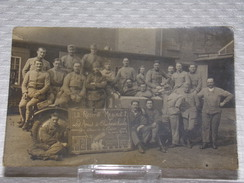 """Militaria//Militaire - Très Rare Carte Postale Militaire """"La Réserve Maginot"""" De 1923 - Autres"""