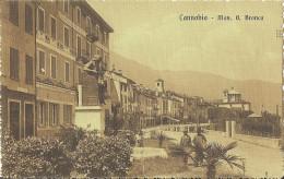 CANNOBIO - MON. G. BRANCA - FORMATO PICCOLO - VIAGGIATA 1916 - (rif. U79) - Verbania