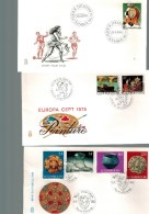 Luxembourg 5 F D C - FDC