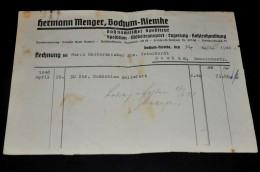 242- Hermann Menger, Bochum-Riemke - Deutschland