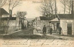 CPA Toul-La Porte Moselle     L2300 - Toul