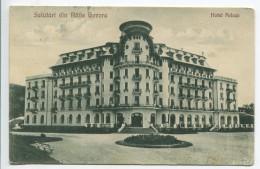 Govora Health Resort - Palace Hotel - Romania