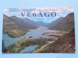 VE6AGO Al Sturko Alberta Canada - Anno 1966 ( Zie Foto Voor Details ) - Radio Amateur