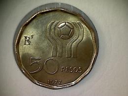 Argentine 50 Pesos 1977 - Argentine