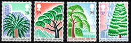 FJ2613 : Grande-Bretagne Yvert N°1464 à 1467 Neuf 1990 Jardin Botanique KEW - Neufs