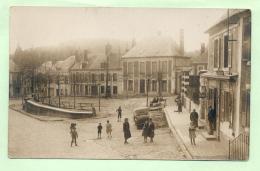 MONS EN LAONNOIS , Carte Photo , La Grande Place - Sonstige Gemeinden
