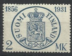 FINLANDE N° 165 Neuf Sans Charnière Année 1931