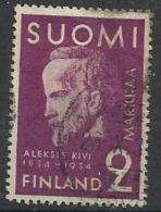 FINLANDE N° 179 Oblitéré Année 1934