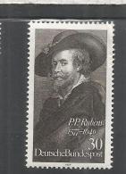 ALEMANIA 1977 RUBENS ARTE PINTURA - Rubens