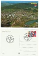Suisse // Schweiz // Switzerland //  Argovie  // Wettingen Avec Le Cachet Jubila 96 - AG Argovia