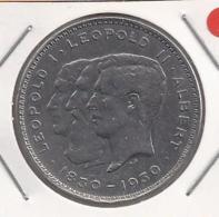 ALBERT I 10 Frank - 2 Belga 1930 Vlaams  ZEER  FRAAI   -  M381b - 1909-1934: Albert I