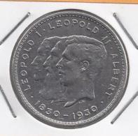 ALBERT I 10 Frank - 2 Belga 1930 Frans  ZEER  FRAAI ++   -  M380b - 10. 10 Francs & 2 Belgas