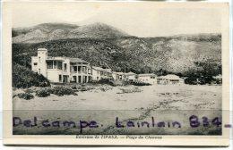 - Environs De TIPASA - Plage Du Chenoua, Villas, Splendide, Non écrite, TTBE, Scans. - Tebessa