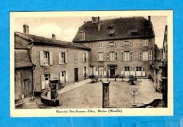 BITCHE -  ** OUVROIR SAINTE JEANNE D' ARC  ** - Editeur : Charles MONTAG DeBitche N° / - Bitche