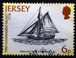 Jersey  1978        Minr.187     (O)     ( C 3711 ) - Jersey