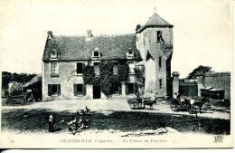 N°220 L -cpa Ouistreham -la Ferme Du Pavillon- - Fermes