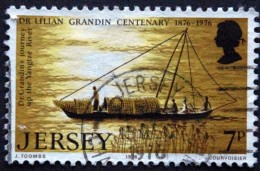 Jersey  1976        Minr.154     (O)     ( C 3718 ) - Jersey