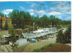 SAIMAAN KANAVA SUOMI FINLAND - Malkiän Sulku -  Saimaa Canal - Finland
