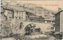Puy De Dome, Thiers, Pont De Seychalles - Thiers