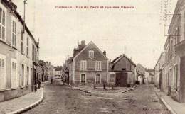 45 PUISEAUX Rue Du Pavé Et Rue Des Viviers - Puiseaux