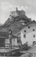 TARASP→ Schloss Tarasp Anno 1920 - GR Graubünden