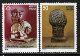 INDIA  Scott # 800-3** VF MINT NH