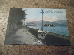 CPA De Stresa (Lago Maggiore) - Isola Bella Vista Dal Giardino Del Grand Hôtel Des Iles Borromées - Daté 1932 - Altre Città