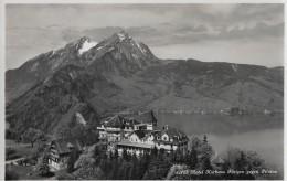 FÜRIGEN → Hotel Kurhaus Fürigen Gegen Den Pilatus Anno 1929 - NW Nidwald