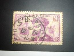 PERFIN  Perforé  1934  CARTIER - Gezähnt (Perforiert/Gezähnt)