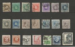 Lot De Timbres Divers Années 1900 à 1940 - Espagne
