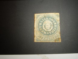 ARGENTINE  1862  Répuplique 15  Neuf  Avec Gomme- Rouille - Neufs