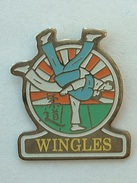PIN'S JUDO - WINGLES - Judo