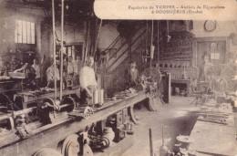 Boussières - (Doubs). Papeteries De Torpes - Ateliers De Réparations. - Autres Communes