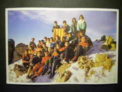 7978 EUROPA ETNICA MINYONS ESCOLTES I GUIES SAN JORDI DE CATALUNYA POSTCARD POSTAL AÑOS 80/90 - TENGO MAS POSTALES - Europa