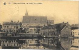 Ittre NA3: Côté Droit De L'église. Le Patronage Et Le Presbytère 1932 - Ittre