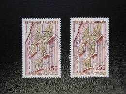 1782  Musée Postal   Lot De 2 Oblitérations Toulon  1974