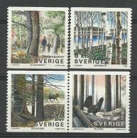Sweden 2000 Forest Y.T. 2154/2157  ** - Zweden