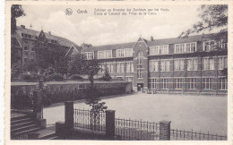 Genk Genck - Scholen En Klooster Der Dochters Van Het Kruis (Nels, Claes-Colson) - Genk
